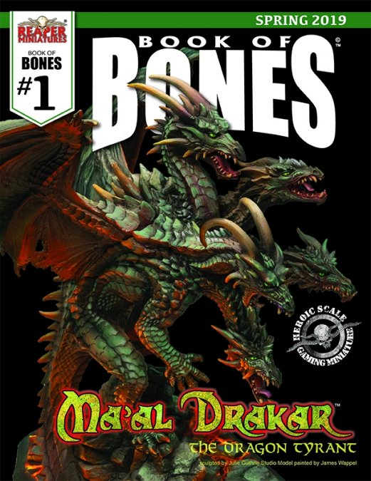 The Book of Bones: Bones Catalog