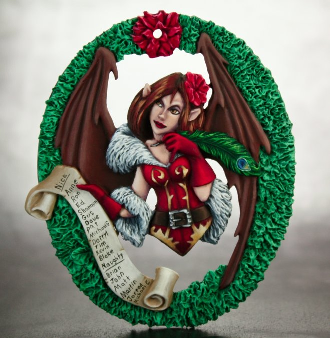 2011 Sophie Christmas Ornament