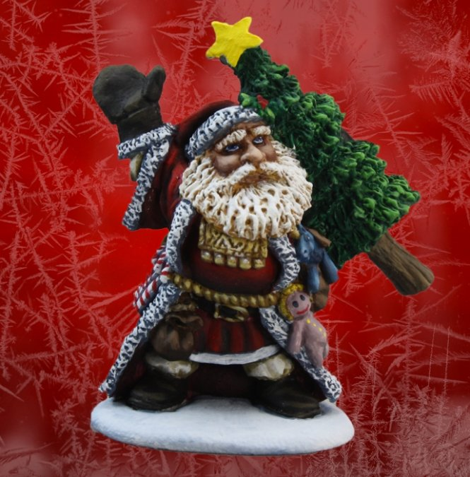 Santa Dwarf (2012)