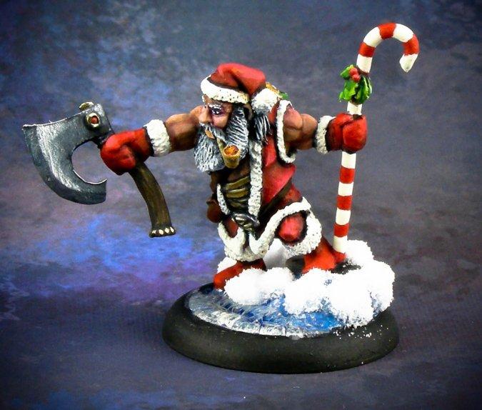 Santa Dwarf (2014)