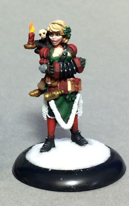 Carol, Christmas Bard