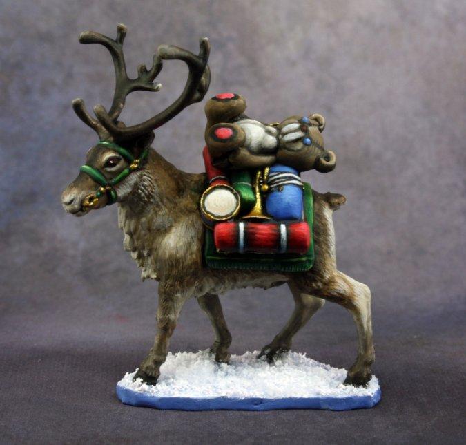 Herschel, Pack Reindeer