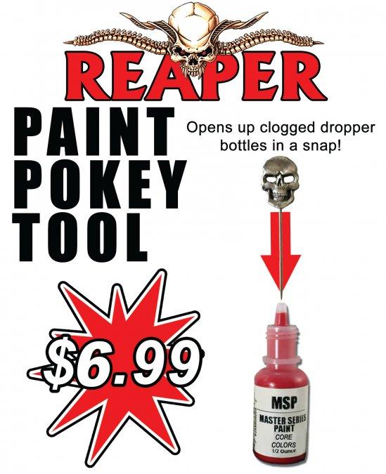 Paint Pokey Tool