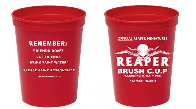 Reaper Brush C.U.P. Rinse Cup