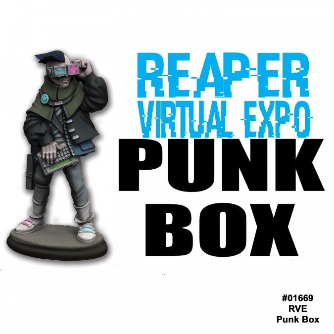 RVE 2021 Punk Box