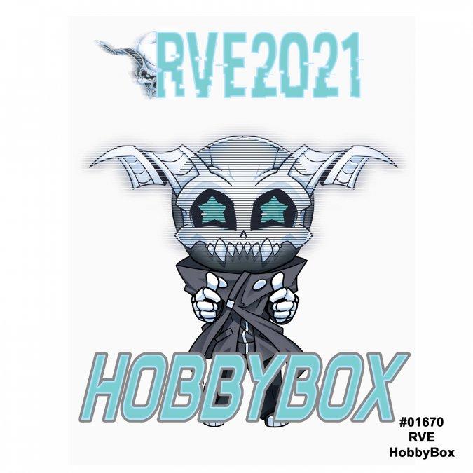 RVE 2021 Hobby Box