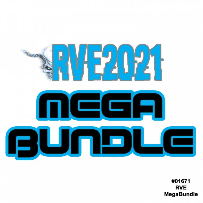 RVE 2021 RVE Mega Bundle