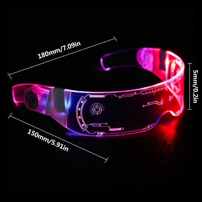 RVE 2021 Cyber Glasses