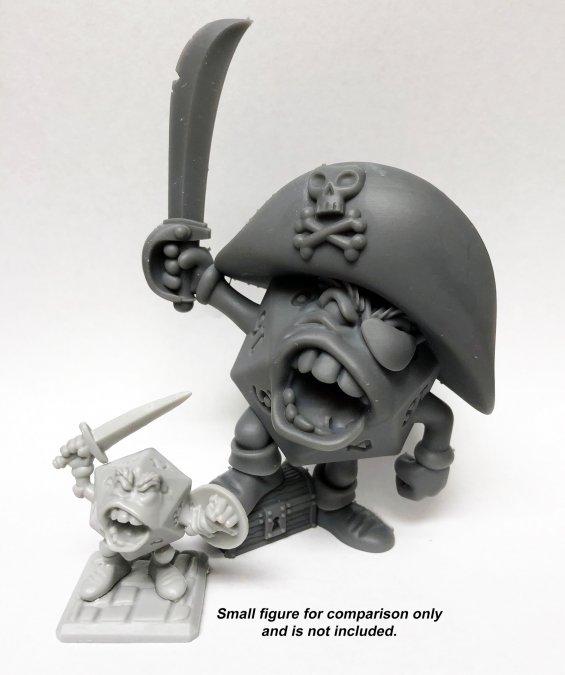 ReaperCon 2021 Super High Roller Pirate Captain