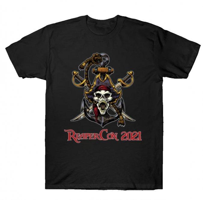 ReaperCon 2021 Color T-Shirt Medium