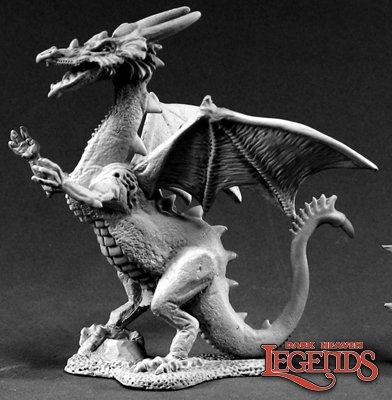 Scorpius Rex Dracus