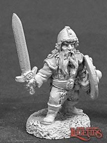 Fredrick Ironfist