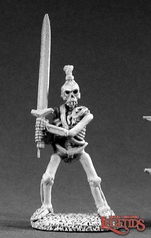Skeleton/2 Handed