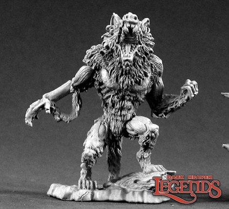 Zombie Werewolf