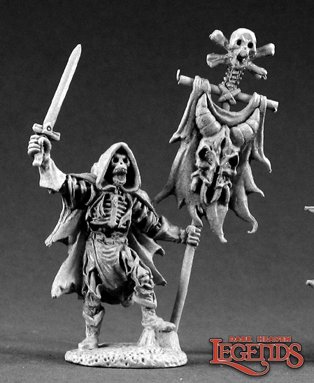 Skeleton Std Bearer