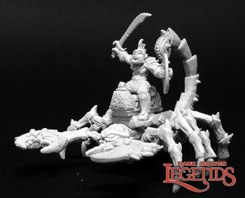Orc Riding Scorpion