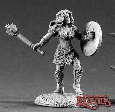 Karina Of The Blade