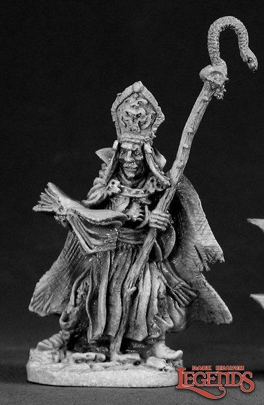 St Tarkus, Dire-dead