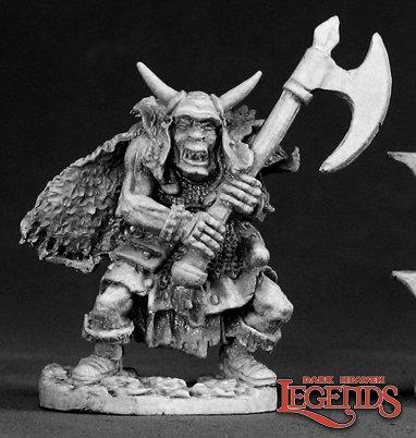 Ferach Orc Warlord