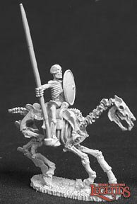 Skeletal Cavalry