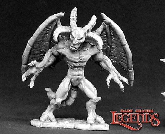 Gargoyle Warrior