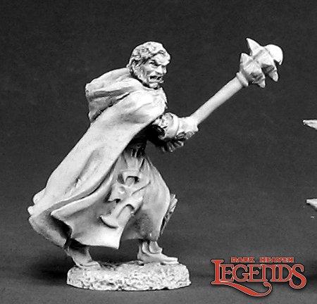 Denefin, Inquisitor