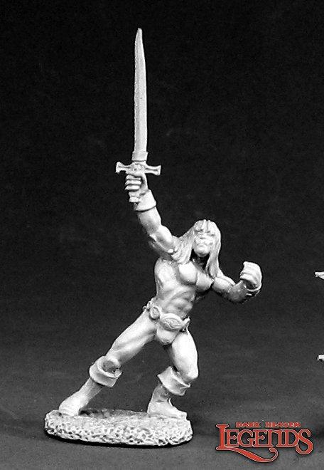 Ragnor, Barbarian