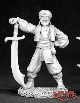Sallah, Arabian Hero