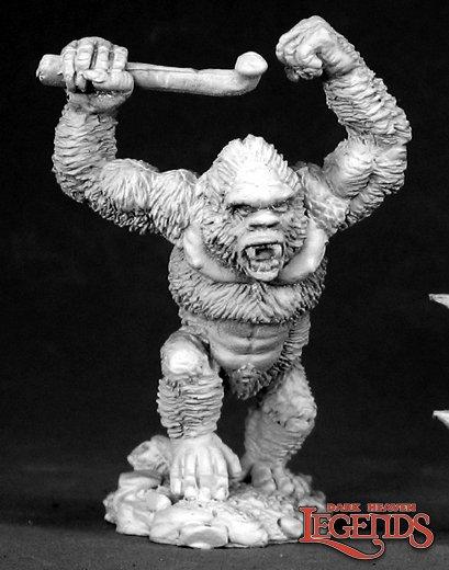 Carnivorous Ape