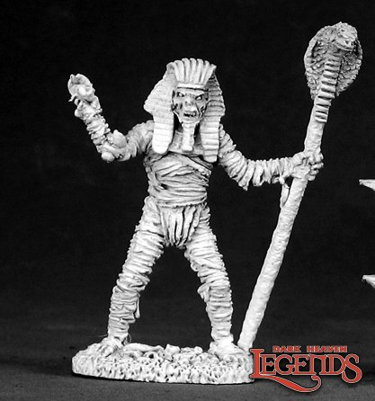 Mummy Lord Of Hakir