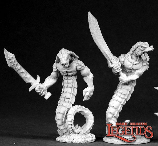 Snakemen