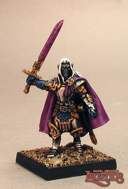 Rath Nashanneth, Dark Elf