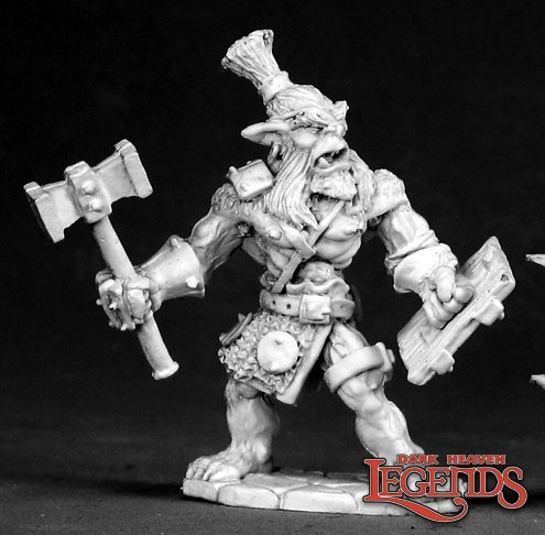 Krunkh, Bugbear Chief