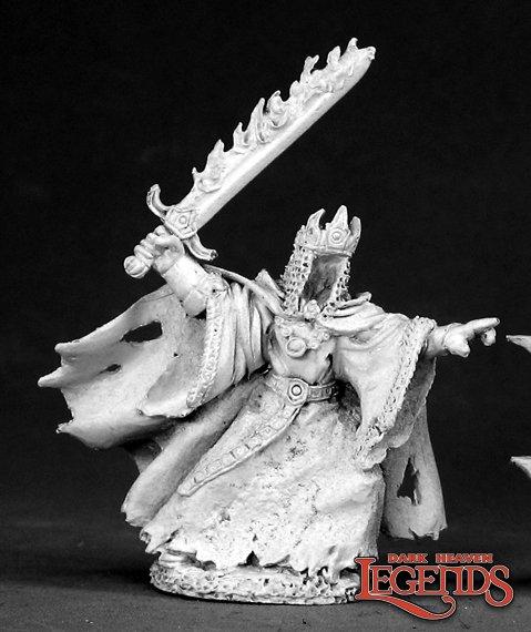 Murkillor, Wraith King