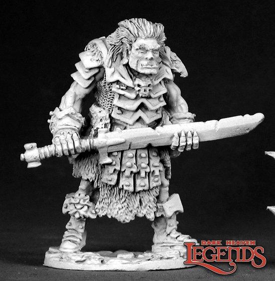 Orankar, Ogre Boss