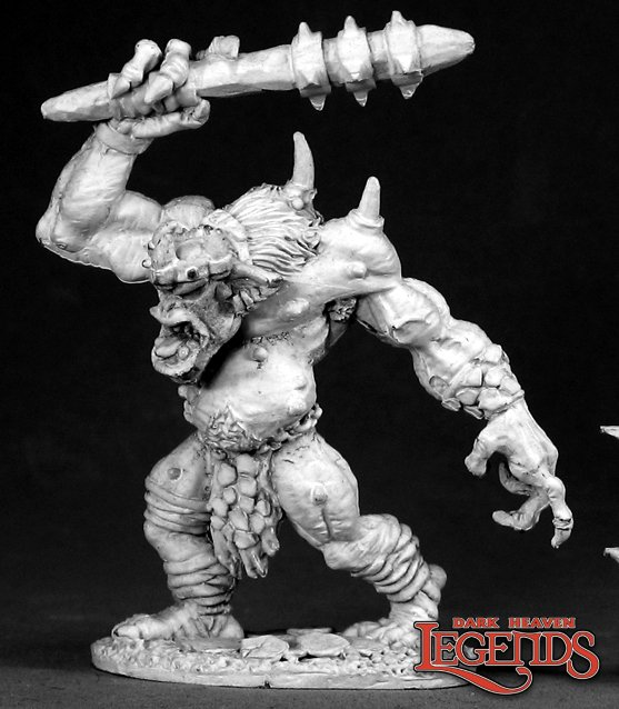 Bulgoth, Troll King