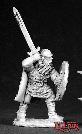 Erik Redbeard, Viking
