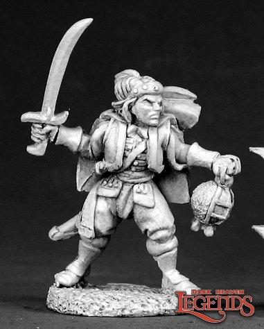 Nabin, Desert Ranger