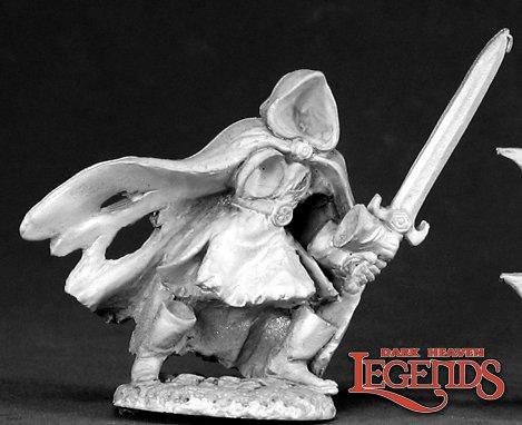 Wraith w/ 2hand sword