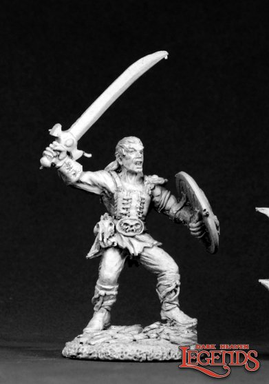 Hakir Barbarian, Tor