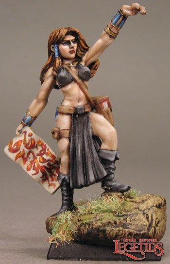 Laurana, Sorceress