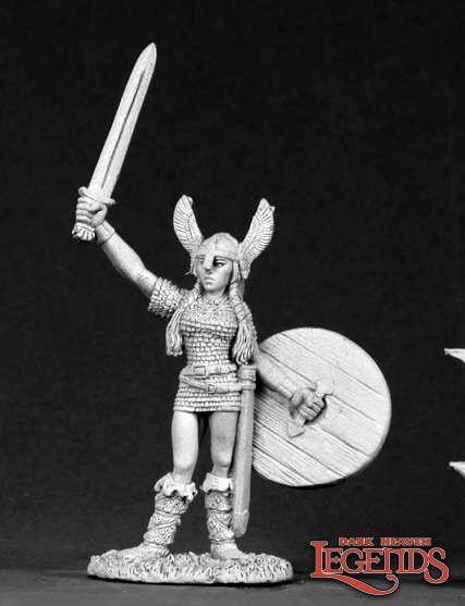 Sheya, Shield Maiden