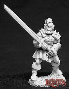 Oberon Half-Orc