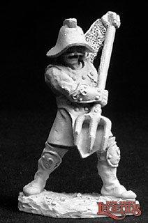 Gladiator w/ trident