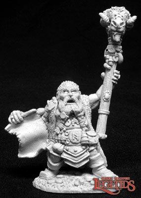 Odum Rumblebeard, Dwarf Wizard