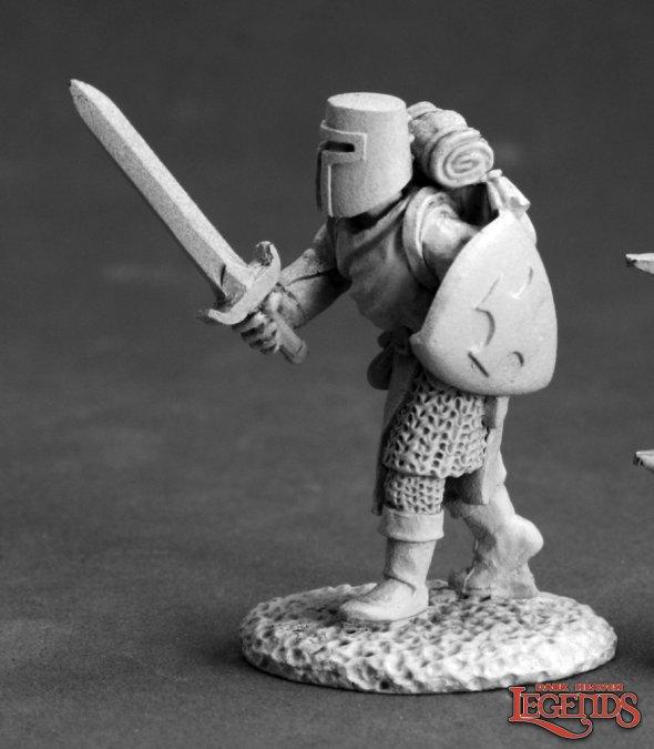 Sir Justin, Templar