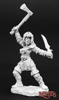 Caella, Death Cultist