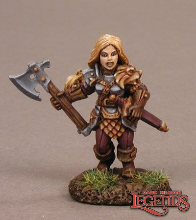 Iris, Female Gnome
