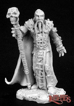 Bledsoe, Evil Cleric