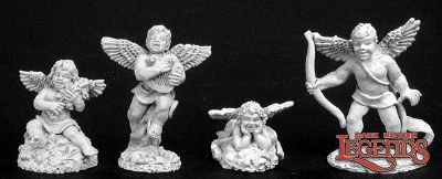 Cupid and Cherubs (4)